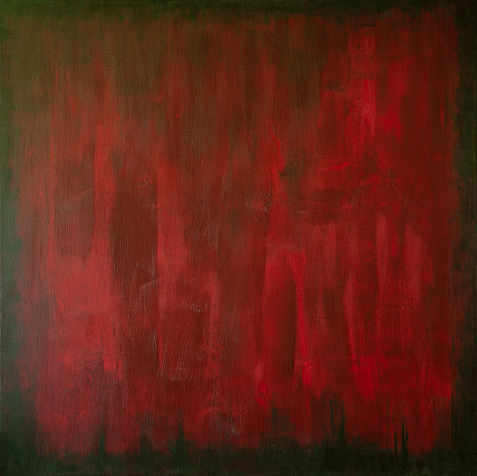 Vida x Circunstancias / Tiempo series - Abstract 305 - Karla Higueros