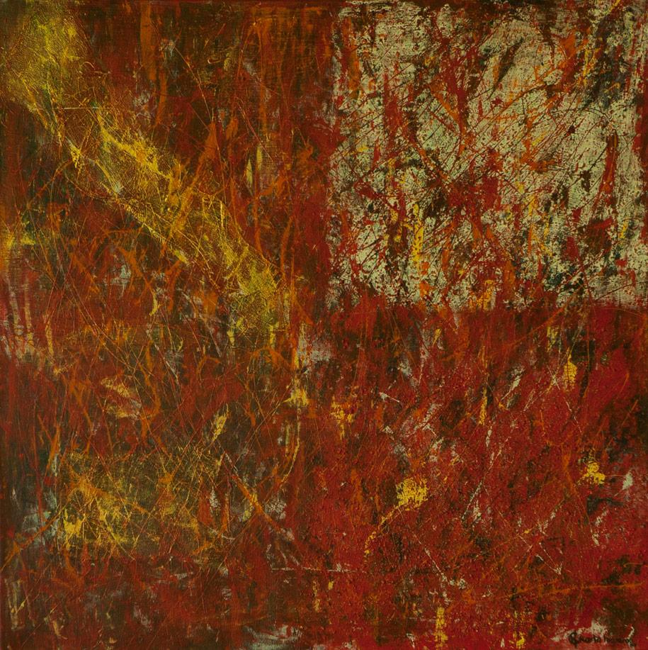 Vida x Circunstancias / Tiempo series - Abstract 306 - Karla Higueros