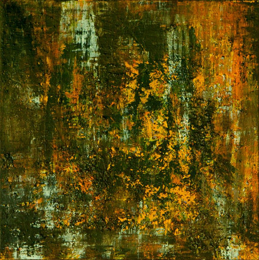 Vida x Circunstancias / Tiempo series - Abstract 311 - Karla Higueros