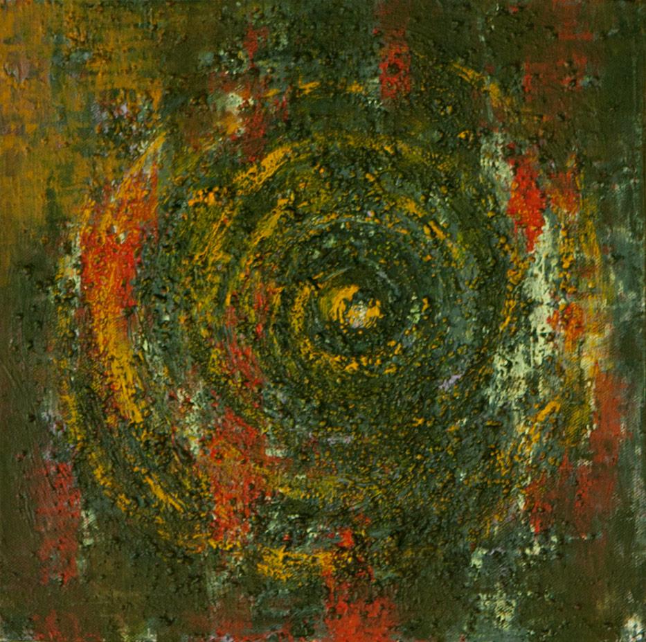 Vida x Circunstancias / Tiempo series - Abstract 313 - Karla Higueros