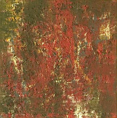 Vida x Circunstancias / Tiempo series - Abstract 314 - Karla Higueros