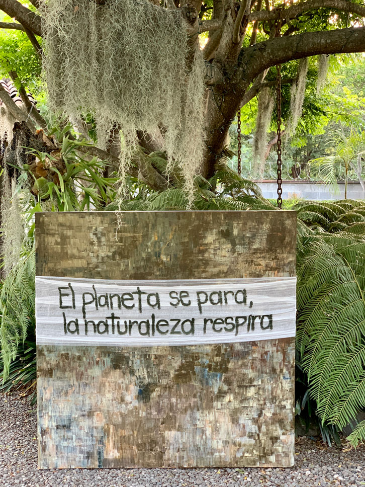 Witnesses of Change Series - La Naturaleza Respira - Karla Higueros